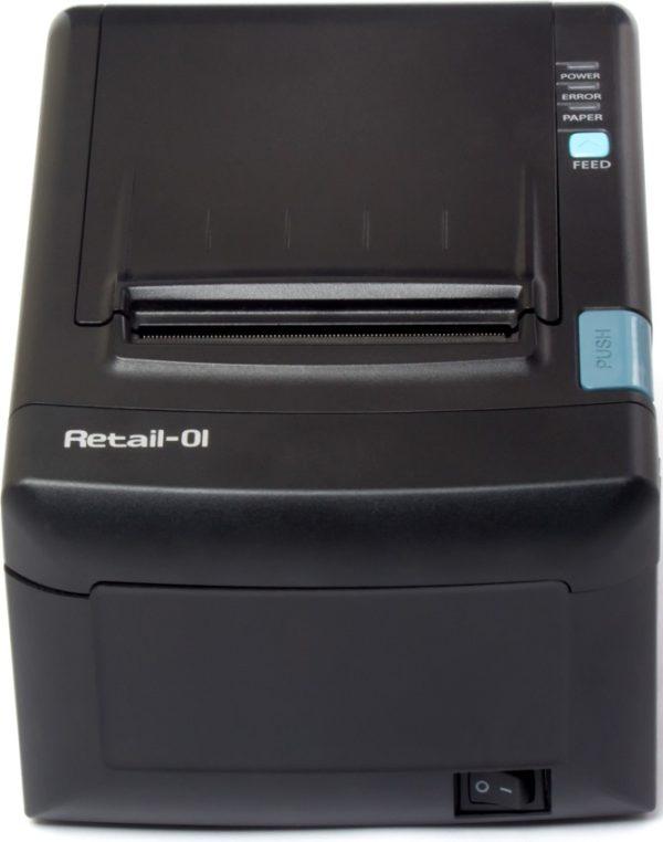 Фискальные регистраторы РИТЕЙЛ-01Ф RS/USB/2LAN. Черный | оборудование и программное обеспечение для автоматизации бизнеса | ГК Эгида, Россия