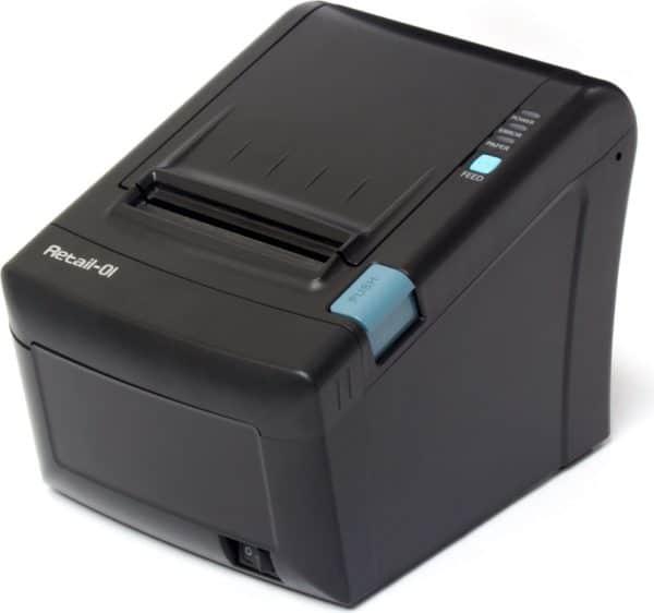 Фискальные регистраторы РИТЕЙЛ-01Ф RS/USB. Черный | оборудование и программное обеспечение для автоматизации бизнеса | ГК Эгида, Россия