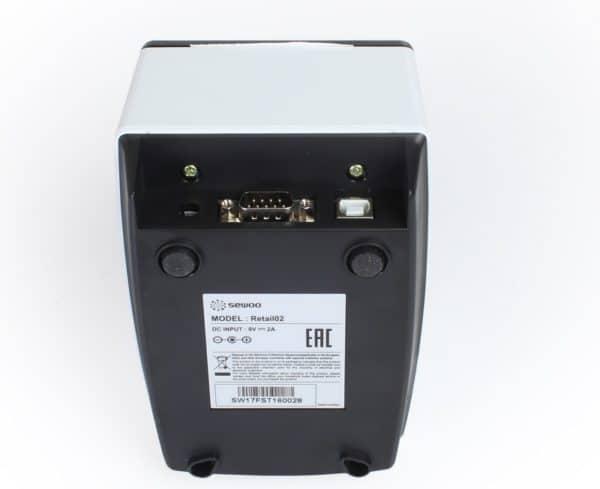Фискальные регистраторы РИТЕЙЛ-02Ф RS/USB. Белый | оборудование и программное обеспечение для автоматизации бизнеса | ГК Эгида, Россия