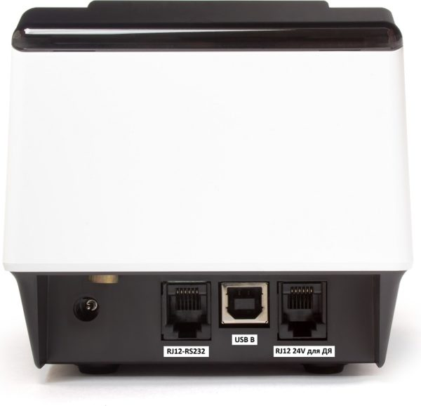 Фискальные регистраторы РИТЕЙЛ-02Ф RS/USB разъем ДЯ. Белый   оборудование и программное обеспечение для автоматизации бизнеса   ГК Эгида, Россия