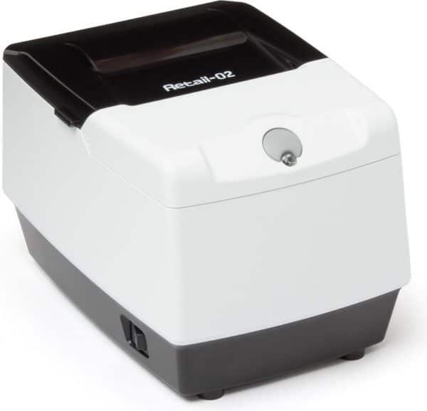 Фискальные регистраторы РИТЕЙЛ-02Ф RS/USB с раз. ДЯ с авторезчиком (Белый) | оборудование и программное обеспечение для автоматизации бизнеса | ГК Эгида, Россия