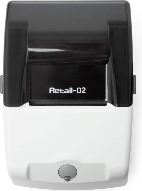 Фискальные регистраторы РИТЕЙЛ-02Ф RS/USB разъем ДЯ с авторезчиком и Wi-Fi. Белый | оборудование и программное обеспечение для автоматизации бизнеса | ГК Эгида, Россия