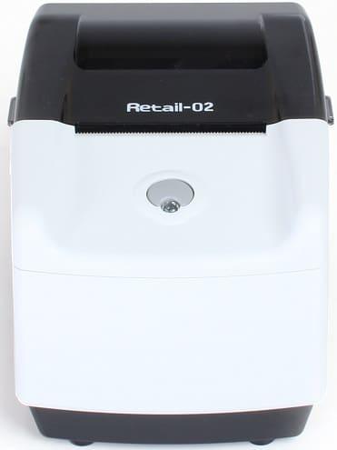 Фискальные регистраторы РИТЕЙЛ-02Ф RS/USB с разъемом ДЯ и Wi-Fi. Белый   оборудование и программное обеспечение для автоматизации бизнеса   ГК Эгида, Россия