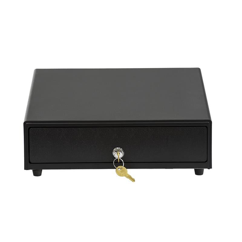 Денежные ящики Денежный ящик АТОЛ CD-330-B 330*380*90, 24V (Черный) | оборудование и программное обеспечение для автоматизации бизнеса | ГК Эгида, Россия