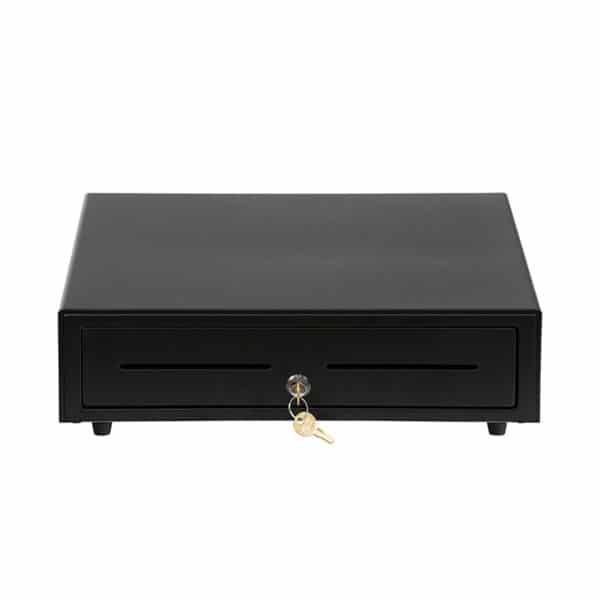 Денежные ящики Денежный ящик АТОЛ CD-410-B, 410*415*100, 24V (Черный) | оборудование и программное обеспечение для автоматизации бизнеса | ГК Эгида, Россия