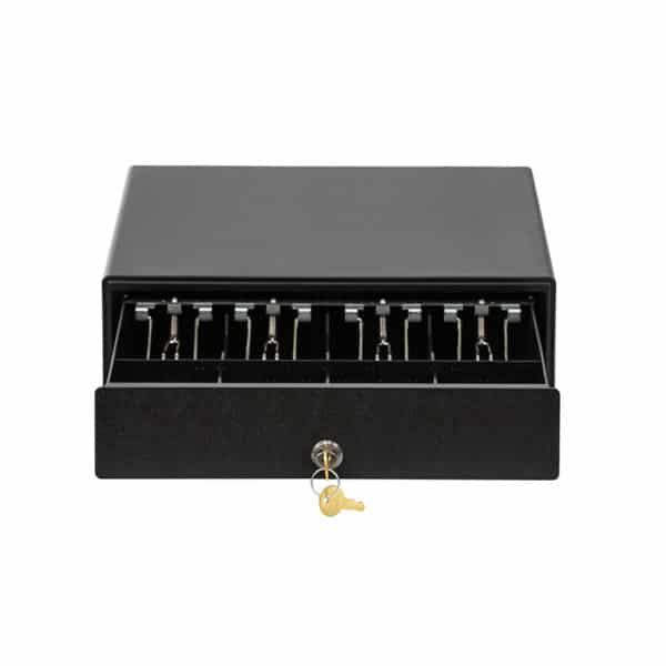 Денежные ящики Денежный ящик АТОЛ SB-330-B, 330*380*90, механический (Черный) | оборудование и программное обеспечение для автоматизации бизнеса | ГК Эгида, Россия