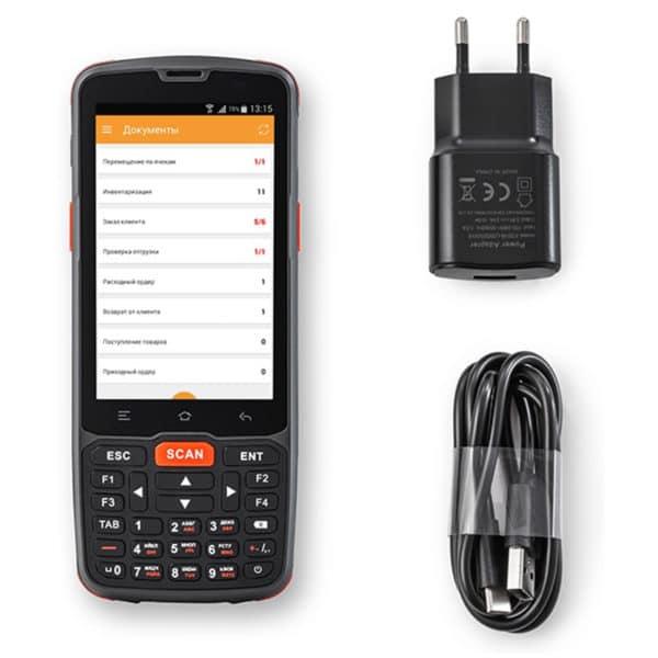 Оборудование Терминал сбора данных АТОЛ Smart.Slim   оборудование и программное обеспечение для автоматизации бизнеса   ГК Эгида, Россия