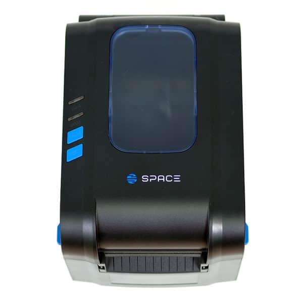 Начальный класс Термопринтер этикеток SPACE X-32DT, USB, RS232, Ethernet, с отделителем (черный) | оборудование и программное обеспечение для автоматизации бизнеса | ГК Эгида, Россия