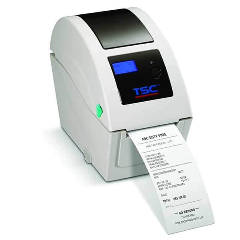 Начальный класс Термопринтер этикеток TSC TDP-225 SU (светлый) RS232, USB | оборудование и программное обеспечение для автоматизации бизнеса | ГК Эгида, Россия