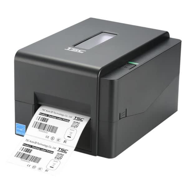 Начальный класс Термотрансферный принтер этикеток TSC TE200 (серый) | оборудование и программное обеспечение для автоматизации бизнеса | ГК Эгида, Россия
