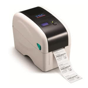 Начальный класс Термотрансферный принтер этикеток TSC TTP-225 SU (светлый) | оборудование и программное обеспечение для автоматизации бизнеса | ГК Эгида, Россия
