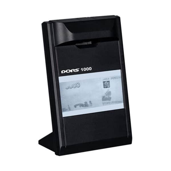 Детекторы банкнот Детектор банкнот DORS 1000 M3 black | оборудование и программное обеспечение для автоматизации бизнеса | ГК Эгида, Россия