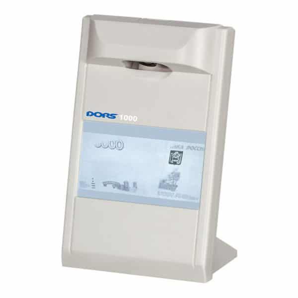 Детекторы банкнот Детектор банкнот DORS 1000 M3 grey | оборудование и программное обеспечение для автоматизации бизнеса | ГК Эгида, Россия