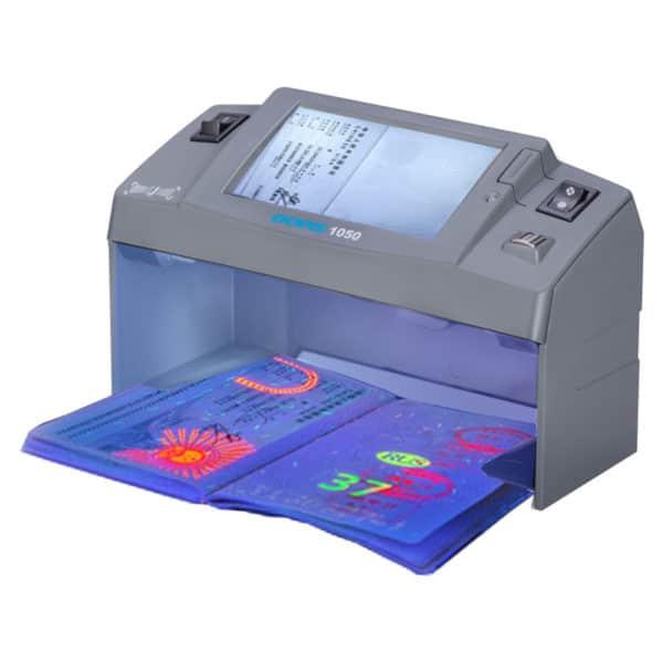 Детекторы банкнот Детектор банкнот DORS 1050A | оборудование и программное обеспечение для автоматизации бизнеса | ГК Эгида, Россия