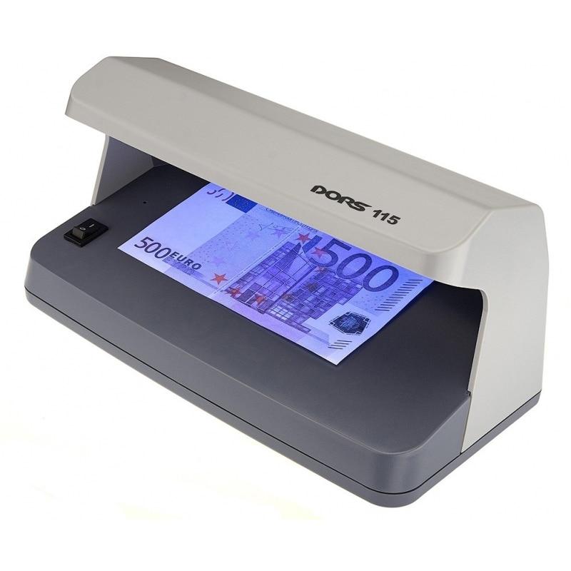 Детекторы банкнот Детектор банкнот DORS 115 | оборудование и программное обеспечение для автоматизации бизнеса | ГК Эгида, Россия
