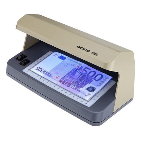 Детекторы банкнот Детектор банкнот DORS 125 | оборудование и программное обеспечение для автоматизации бизнеса | ГК Эгида, Россия
