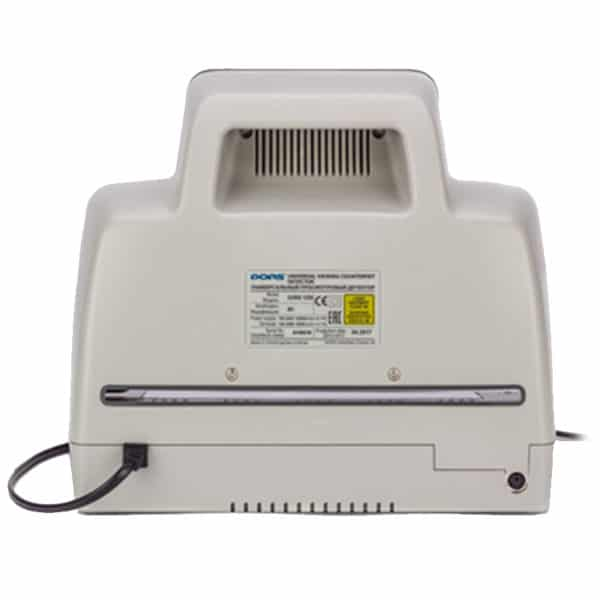 Детекторы банкнот Детектор банкнот DORS 1250 Standard | оборудование и программное обеспечение для автоматизации бизнеса | ГК Эгида, Россия
