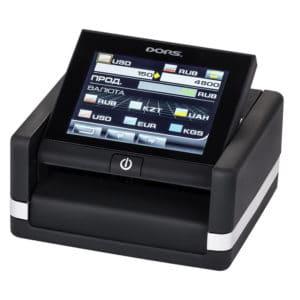 Детекторы банкнот Детектор банкнот DORS 230 | оборудование и программное обеспечение для автоматизации бизнеса | ГК Эгида, Россия