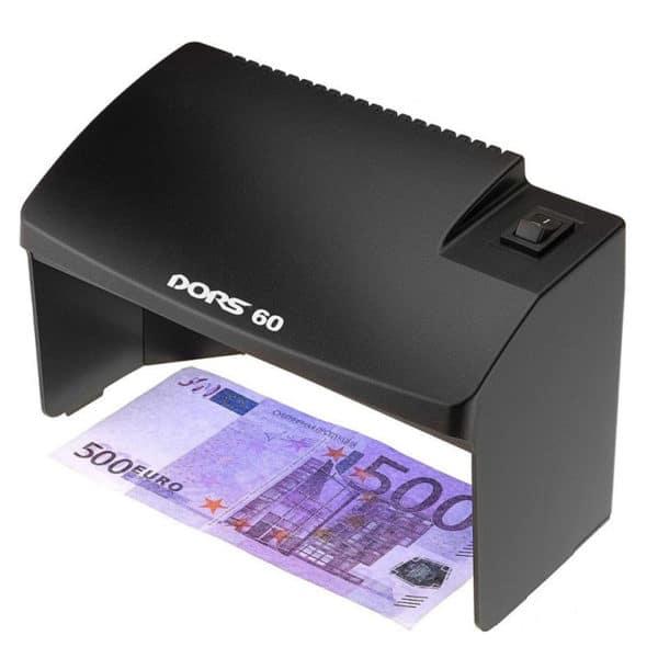 Детекторы банкнот Детектор банкнот DORS 60   оборудование и программное обеспечение для автоматизации бизнеса   ГК Эгида, Россия