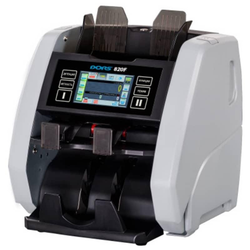Счетчики и сортировщики банкнот Сортировщик банкнот DORS 820F | оборудование и программное обеспечение для автоматизации бизнеса | ГК Эгида, Россия