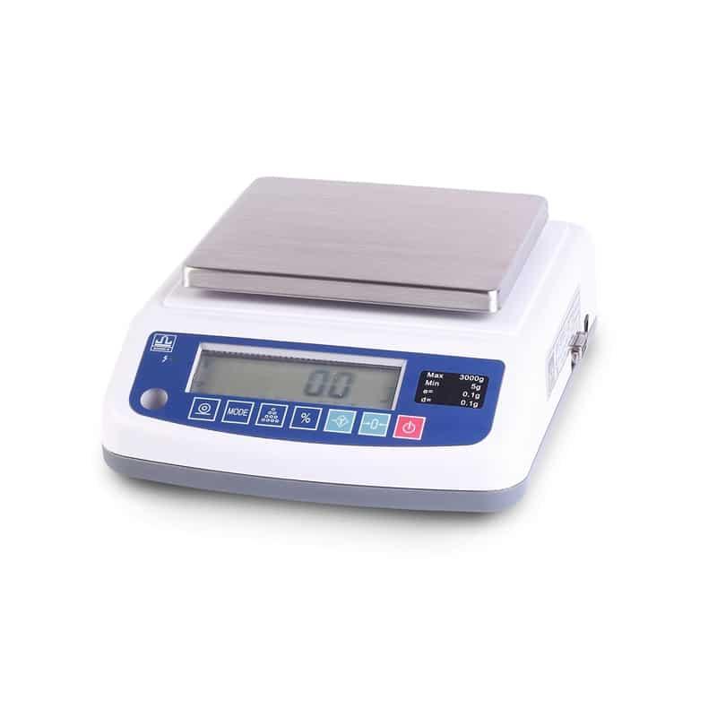Весы лабораторные Весы лабораторные Масса-К ВК-3000   оборудование и программное обеспечение для автоматизации бизнеса   ГК Эгида, Россия
