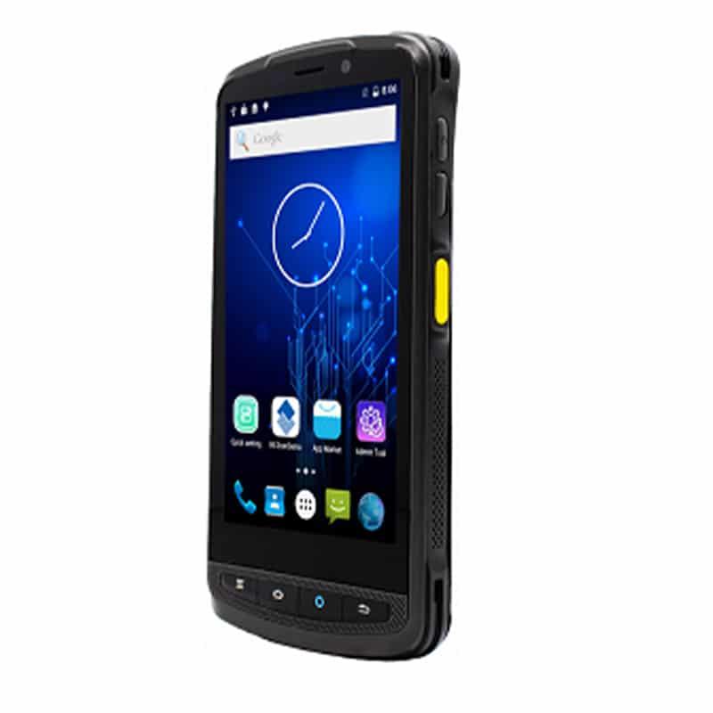 Оборудование Терминал сбора данных NEWLAND MT9052 (Orca II) 2D -считыватель, Android 8 без GMS, 2ГБ/16ГБ, WiFi, BT, 4G, NFC, GPS/AGPS, Камера, 4500 мАч, в комплекте с ремешком на запястье, адаптером питания и USB кабелем (без подставки), Черный   оборудование и программное обеспечение для автоматизации бизнеса   ГК Эгида, Россия
