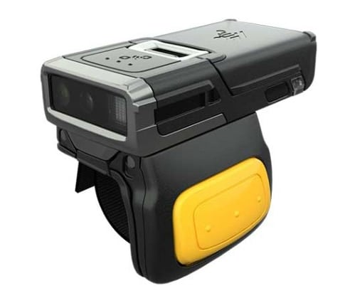 Сканер-кольцо Сканер-кольцо Zebra (Motorola) RS5100 | оборудование и программное обеспечение для автоматизации бизнеса | ГК Эгида, Россия