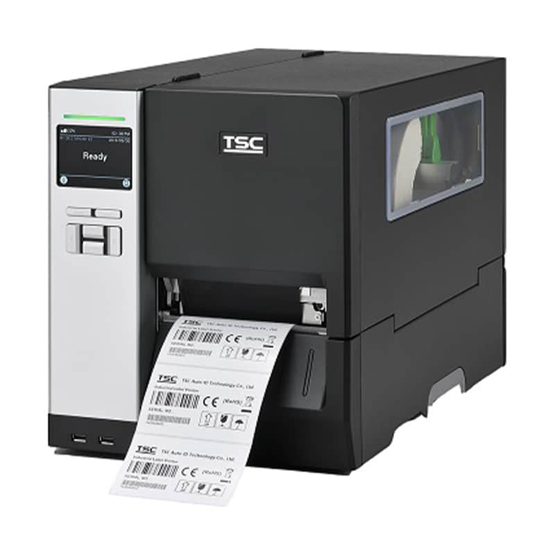 Принтеры этикеток Промышленный принтер этикеток TSC MH240   оборудование и программное обеспечение для автоматизации бизнеса   ГК Эгида, Россия