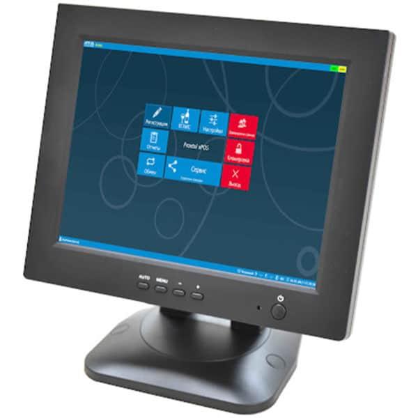 Мониторы кассира POS-монитор АТОЛ LM10 | оборудование и программное обеспечение для автоматизации бизнеса | ГК Эгида, Россия