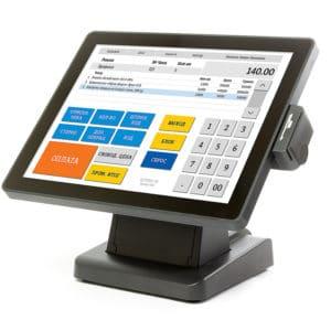 Мониторы кассира Сенсорный монитор кассира POScenter EVA-150 | оборудование и программное обеспечение для автоматизации бизнеса | ГК Эгида, Россия
