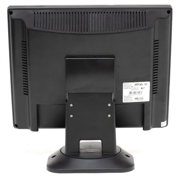 Мониторы кассира POS-монитор АТОЛ LM12   оборудование и программное обеспечение для автоматизации бизнеса   ГК Эгида, Россия