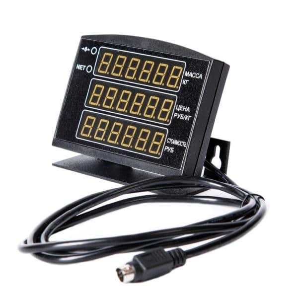 Весы для 1С Весы для 1С Масса-К MK-15.2-T21 | оборудование и программное обеспечение для автоматизации бизнеса | ГК Эгида, Россия