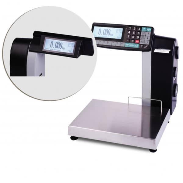 Весы с интерфейсом Ethernet Весы с интерфейсом Ethernet Масса-К MK-32.2-R2L10-1 | оборудование и программное обеспечение для автоматизации бизнеса | ГК Эгида, Россия