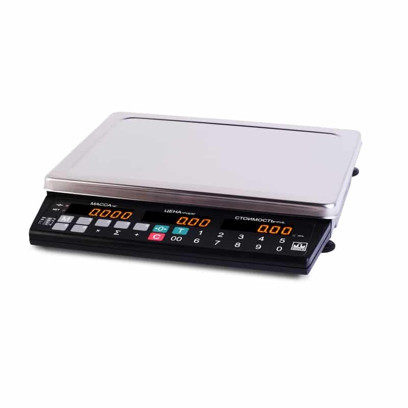 Весы для 1С Весы для 1С Масса-К MK-32.2-T21 | оборудование и программное обеспечение для автоматизации бизнеса | ГК Эгида, Россия