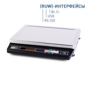 Весы с интерфейсом USB Весы с интерфейсом USB Масса-К МК-6.2-А21(RUW) | оборудование и программное обеспечение для автоматизации бизнеса | ГК Эгида, Россия
