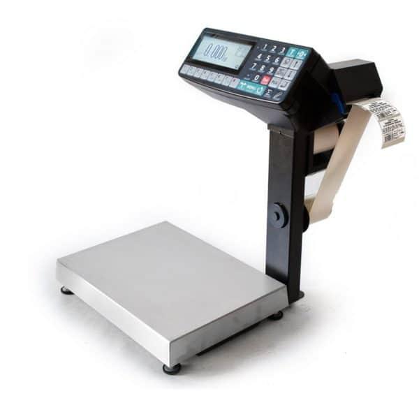 Весы с интерфейсом Ethernet Весы с интерфейсом Ethernet Масса-К MK-6.2-RP10-1 | оборудование и программное обеспечение для автоматизации бизнеса | ГК Эгида, Россия