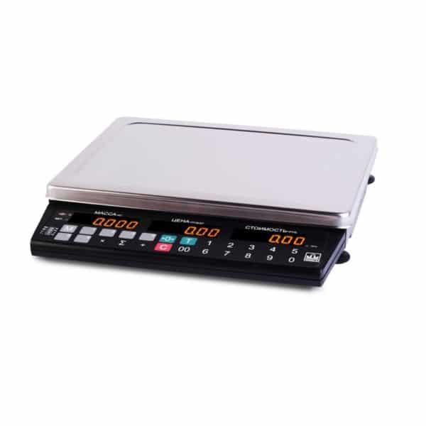 Весы для 1С Весы для 1С Масса-К MK-6.2-T21 | оборудование и программное обеспечение для автоматизации бизнеса | ГК Эгида, Россия