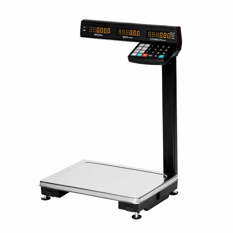 Весы торговые Весы торговые Масса-К MK-6.2-TB21 | оборудование и программное обеспечение для автоматизации бизнеса | ГК Эгида, Россия