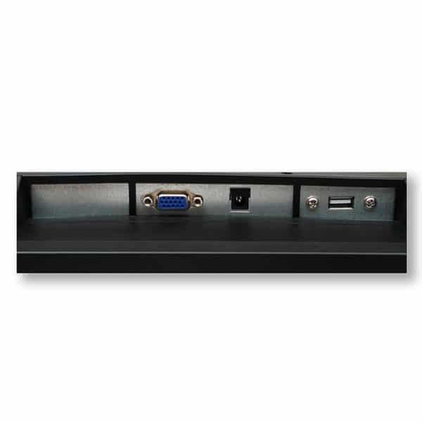 Мониторы кассира Сенсорный монитор кассира POScenter POS 10,4 TFT   оборудование и программное обеспечение для автоматизации бизнеса   ГК Эгида, Россия