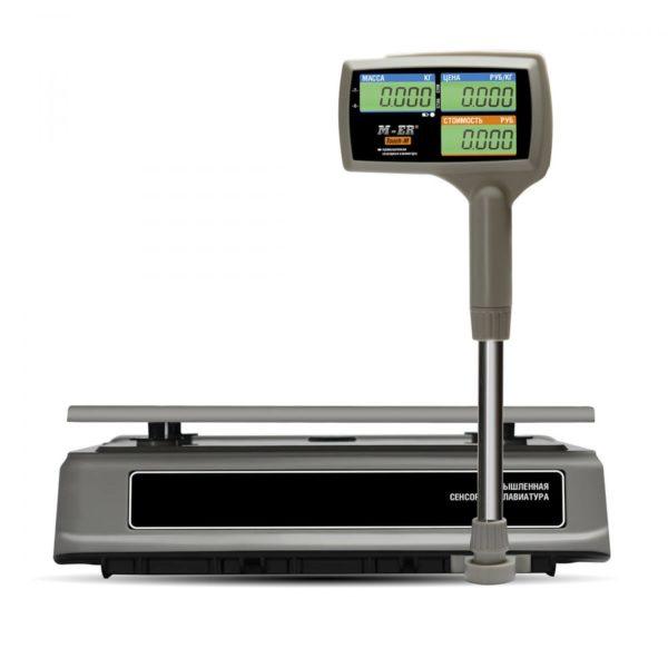 Весы настольные Торговые весы Mertech (Mercury) M-ER 328ACPX-15.2 TOUCH-M LCD | оборудование и программное обеспечение для автоматизации бизнеса | ГК Эгида, Россия
