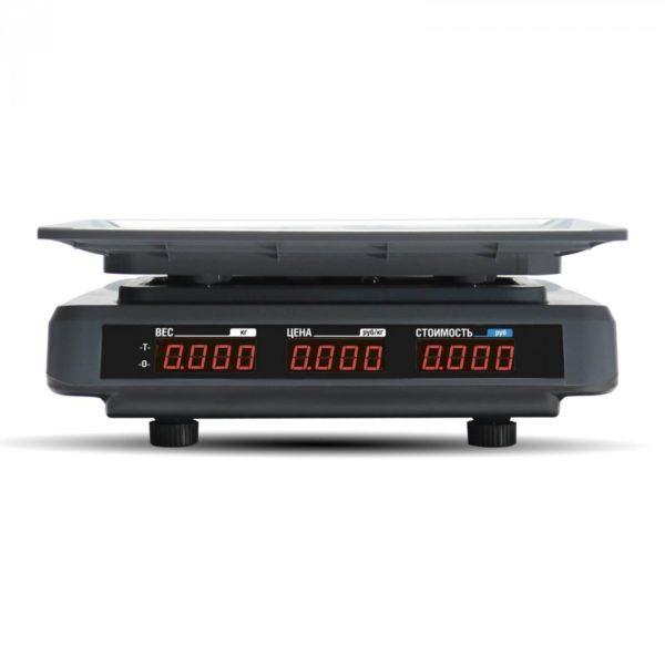 """Весы настольные Торговые весы Mertech (Mercury) M-ER 321AC-15.2 LED """"MARGO""""   оборудование и программное обеспечение для автоматизации бизнеса   ГК Эгида, Россия"""
