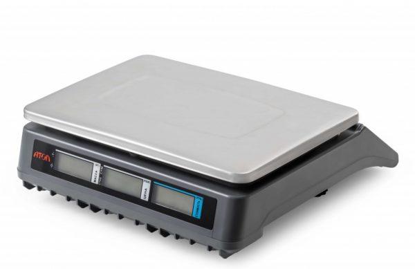 Весы настольные Торговые весы АТОЛ MARTA без стойки | оборудование и программное обеспечение для автоматизации бизнеса | ГК Эгида, Россия