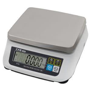 Весы настольные Порционные весы CAS SWN-6 | оборудование и программное обеспечение для автоматизации бизнеса | ГК Эгида, Россия