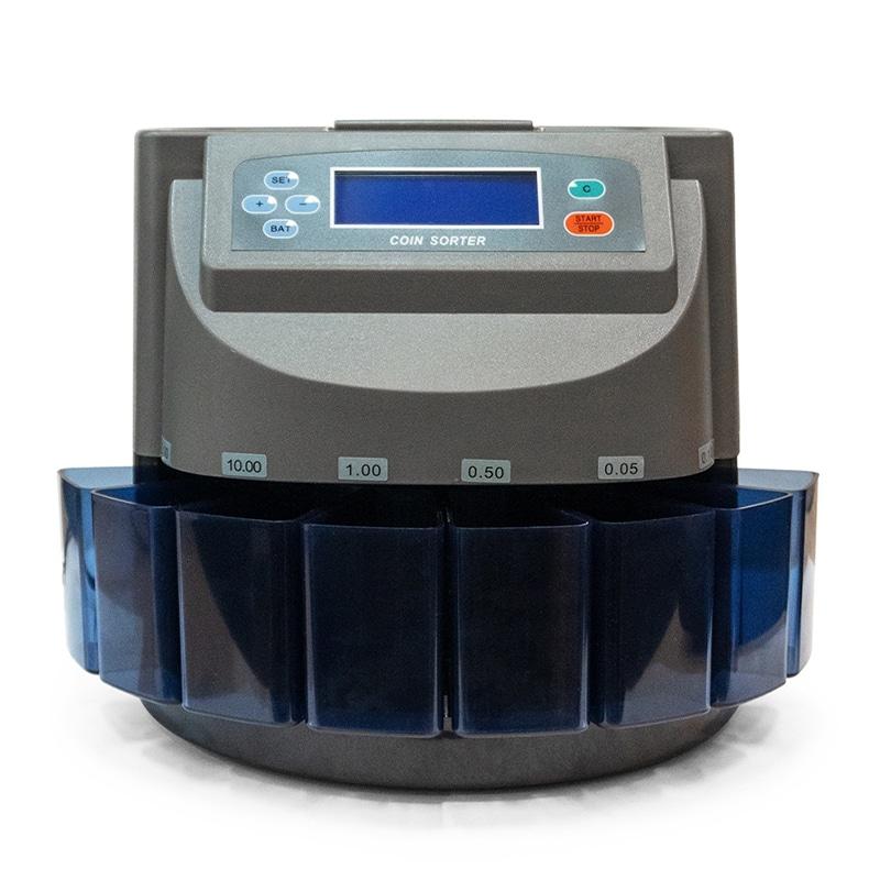 Счетчики и сортировщики банкнот Сортировщик монет CS 200 | оборудование и программное обеспечение для автоматизации бизнеса | ГК Эгида, Россия