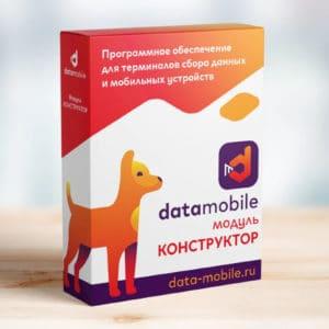 Программное обеспечение DataMobile, модуль Конструктор | оборудование и программное обеспечение для автоматизации бизнеса | ГК Эгида, Россия