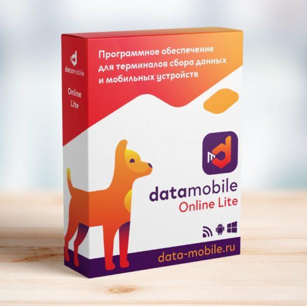 Программное обеспечение DataMobile, версия Online Lite | оборудование и программное обеспечение для автоматизации бизнеса | ГК Эгида, Россия