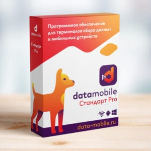 Программное обеспечение DataMobile, версия Стандарт Pro | оборудование и программное обеспечение для автоматизации бизнеса | ГК Эгида, Россия