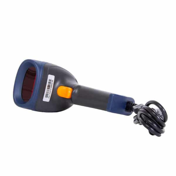 Распродажа Сканер штрих-кода Poscentr HH 1D, ручной лазерный, USB, черный с кабелем | оборудование и программное обеспечение для автоматизации бизнеса | ГК Эгида, Россия