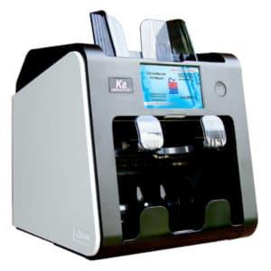 Счетчики и сортировщики банкнот Cортировщик банкнот Kisan Newton K2 | оборудование и программное обеспечение для автоматизации бизнеса | ГК Эгида, Россия
