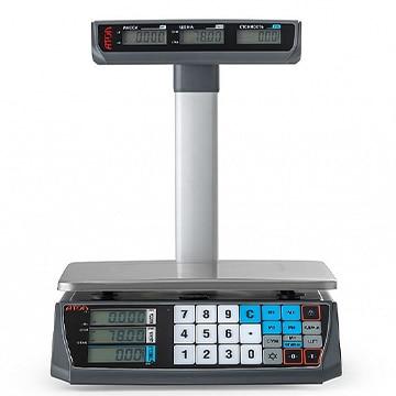 Весы настольные Торговые весы АТОЛ MARTA со стойкой | оборудование и программное обеспечение для автоматизации бизнеса | ГК Эгида, Россия